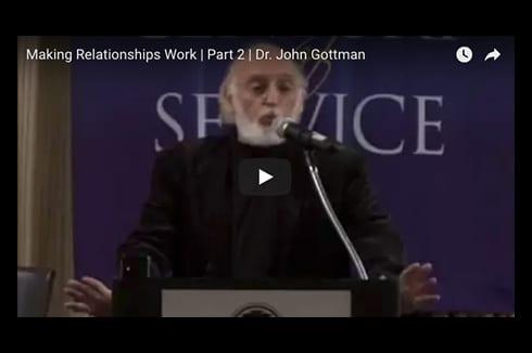 Four horsemen of the apocalypse - Dr John Gottman | Angela Fox