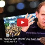 Dan Siegel on how tech affects your brain and relationships